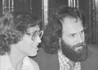1978, Фаина Замалеева_ во время написания Отражения в зеркале