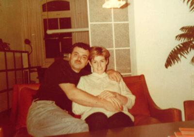 1989, Гамбург, Эдик и Антье Фалькенгод (Феликс и Кэтрин из Через лету и обратно)
