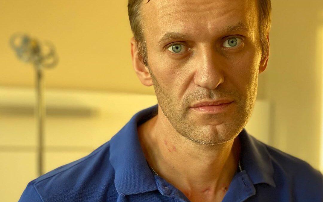 Навальный на допросе своими и чужими