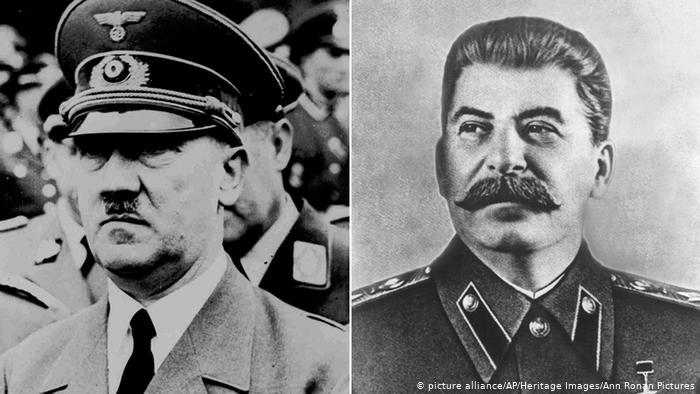 Чей Гитлер старше по званию