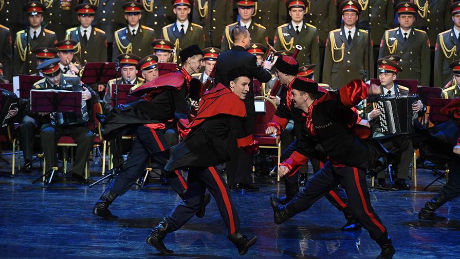 Трижды краснознаменный хор «Эха Москвы»