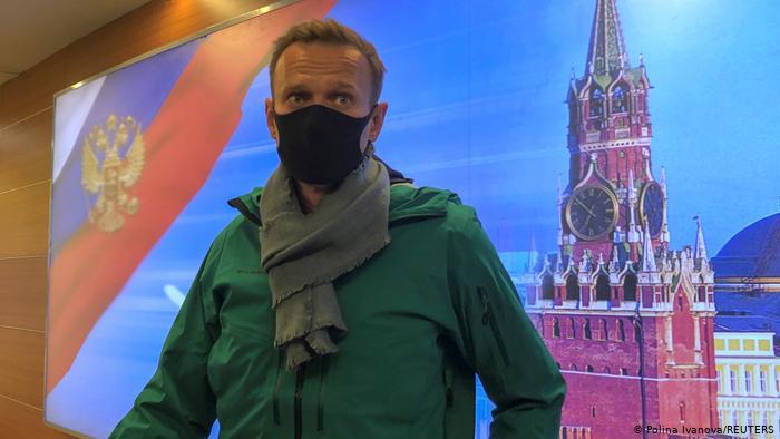 Еще к аресту Навального