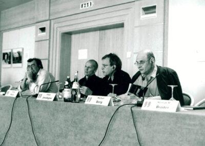июнь 2003, Потсдам, слева Витя Ерофеев © Daniel Biskup