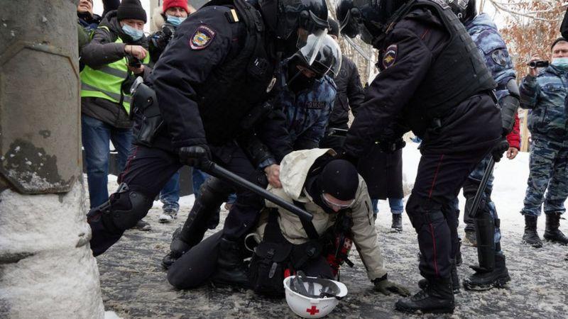 О титульной русской жестокости